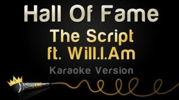 hall of fame the script con will