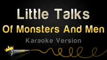 little talks of monsters and men
