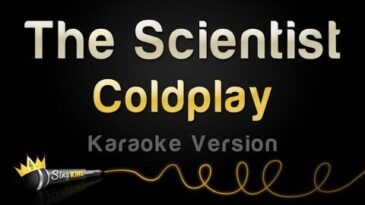 the scientist coldplay
