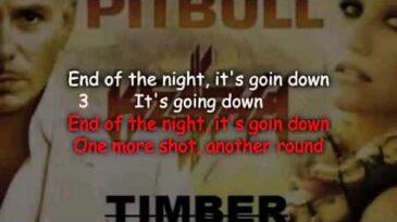 timber pitbull con kesha