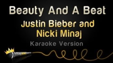 beauty and a beat justin bieber