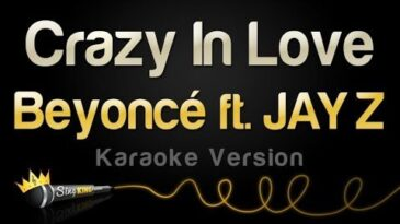 crazy in love beyonce ft jay z