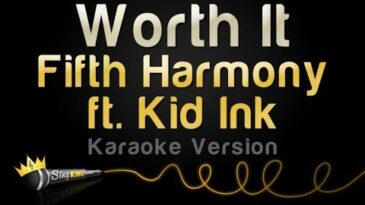 worth it fifth harmony ft kid in