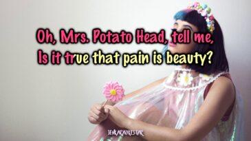 mrs potato head melanie martinez