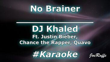 no brainer dj khaled ft justin b