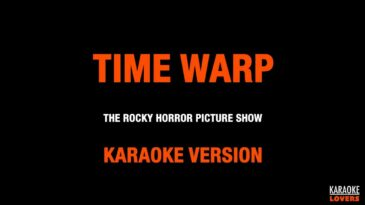 time warp the rocky horror pictu