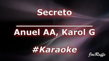 secreto anuel aa karol g