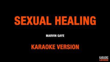 sexual healing marvin gaye