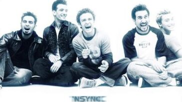 yo te voy a amar nsync