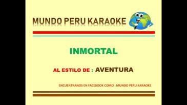 inmortal aventura