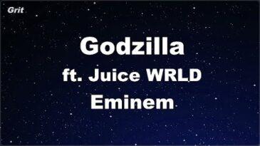 godzilla eminem feat juice wrld