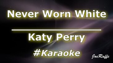 never worn white katy perry