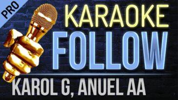 follow karol g anuel aa