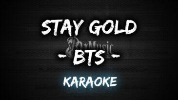 stay gold bts