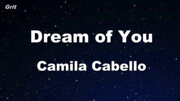 dream of you camila cabello