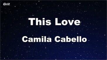this love camila cabello