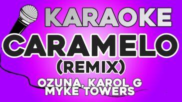caramelo remix ozuna karol g myk