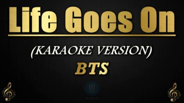 life goes on bts