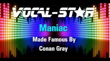 maniac conan gray