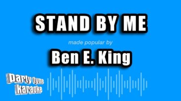 stand by me ben e king
