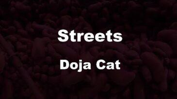 streets doja cat