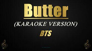 butter bts