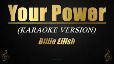 your power billie eilish