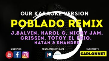 poblado remix j balvin karol g n