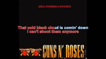 knockin on heavens door guns n r