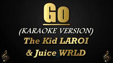 go the kid laroi juice wrld