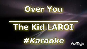 over you the kid laroi