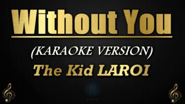 without you the kid laroi
